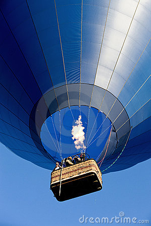 Free Air Balloon Stock Photography - 8341912