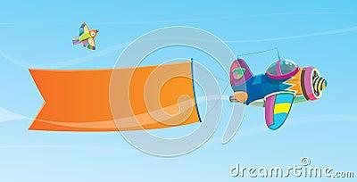 Air banner