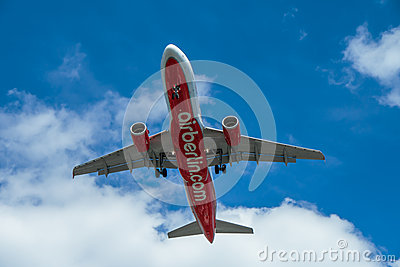 Air berlin Editorial Stock Photo