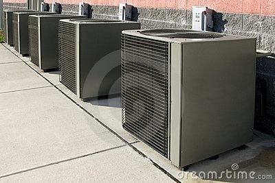 Air Conditioner Condenser AC Cooling System Units