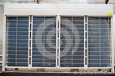 Air Conditioner Unit Royalty Free Stock Photo - Image: 25576955