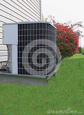 Free Air Conditioning Royalty Free Stock Photos - 27223258