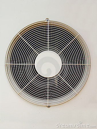 Air-conditioning fan