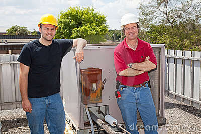 Air Conditioning Repairmen