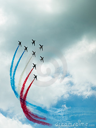 Air display team