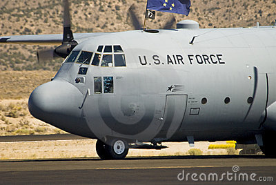 Air Force cargo plane