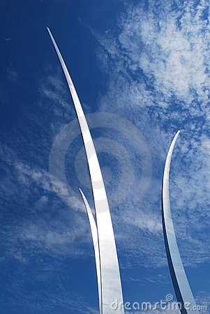 Air Force Monument - Washington DC