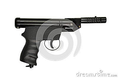 Air gun pistal