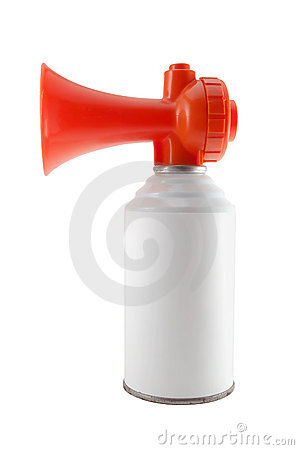 Free Air Horn Royalty Free Stock Images - 1953289