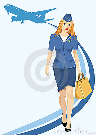 Air hostess