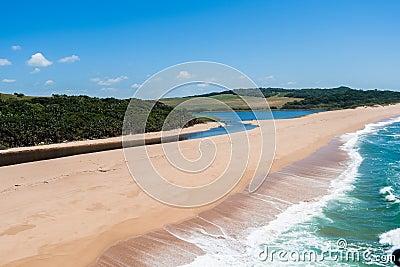 Air Low Beach Sea Lagoon