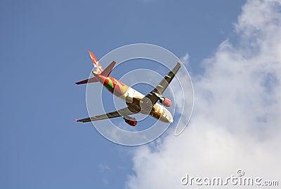 Air Malta Airlines aircraft Editorial Photo