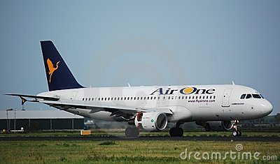 Air One Airbus 320 Editorial Image