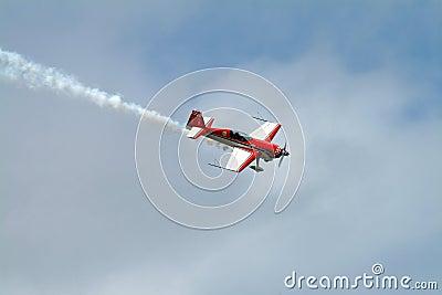 Air plane aerobatics