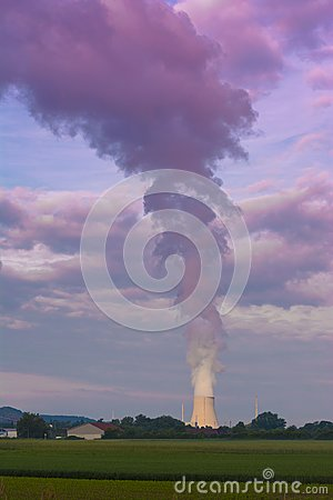 Free Air Pollution Stock Images - 111440334