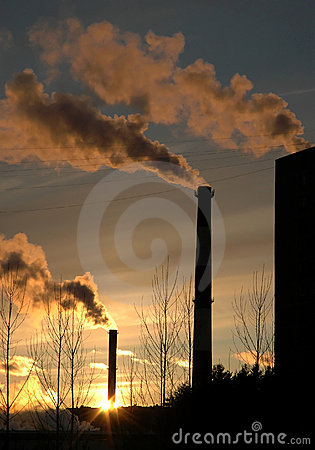Free Air Pollution Stock Photos - 1843493