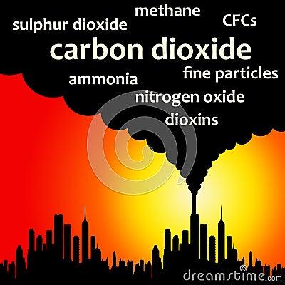 Free Air Pollution Stock Photos - 22502003