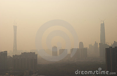 Air pollution of china