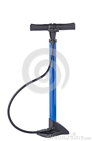 Free Air Pump Royalty Free Stock Photo - 50596505