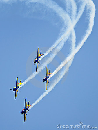 Air show Editorial Image