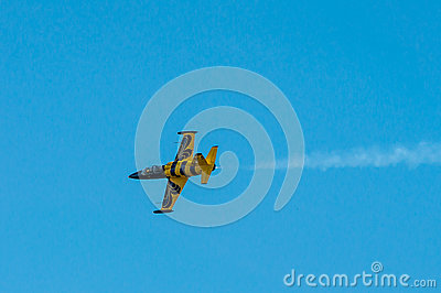 Air Show 2013, Radom 30 August 2013 Editorial Photography