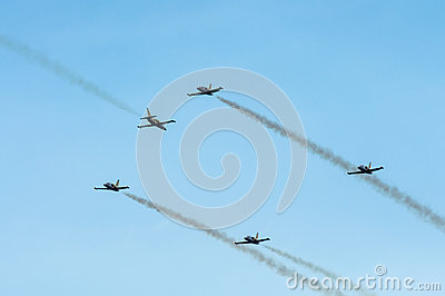 Air Show 2013, Radom 30 August 2013 Editorial Image
