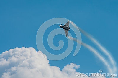 Air Show 2013, Radom 30 August 2013 Editorial Photo