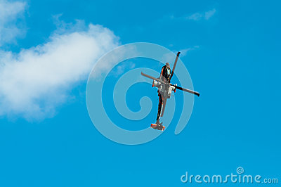 Air Show 2013, Radom 30 August 2013 Editorial Stock Photo