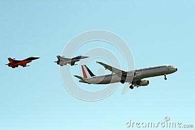 Air squadron Editorial Photo