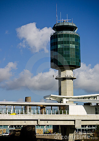 Air Traffic Control Tower Editorial Image