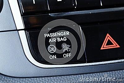 Airbag panel