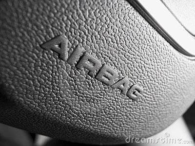 Airbag sign