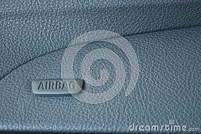 Airbag symbol