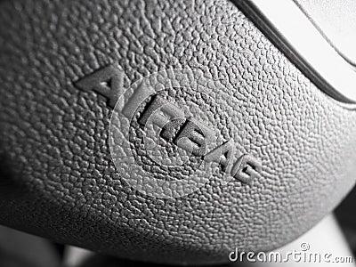 Airbag znak