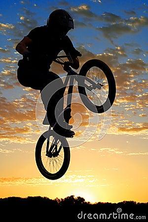Free Airborne Bikes Stock Photo - 6382670