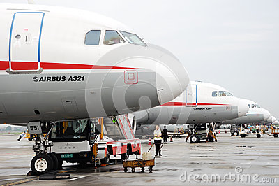 Airbus Editorial Photography