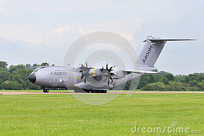Airbus A-400 Editorial Stock Image