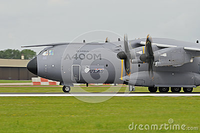Airbus A-400 Editorial Photo