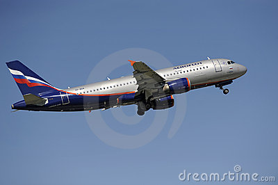 Airbus A320 Editorial Photo
