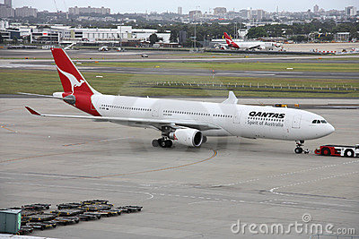 Airbus A330 Editorial Image