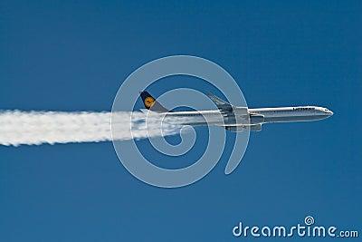 Airbus A340 Editorial Photo