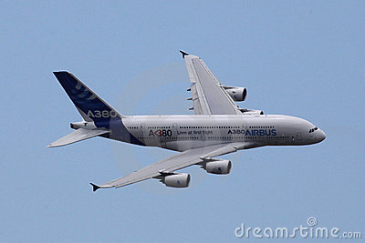Airbus A380 Editorial Image