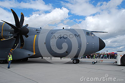 Airbus A400M Editorial Photo