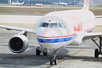 Airbus A320 Editorial Photography