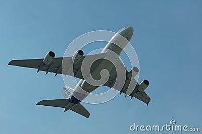 Airbus superbe A380