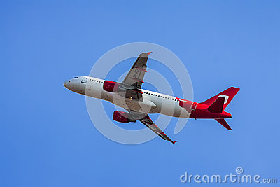 Airbus A320 Editorial Image