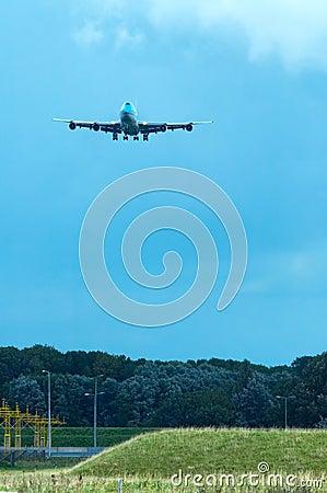 Free Aircraft Approaching Stock Photo - 1192900
