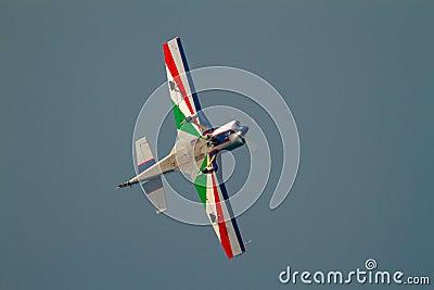 Aircraft CAP-21 of Luca Salvadori Editorial Image