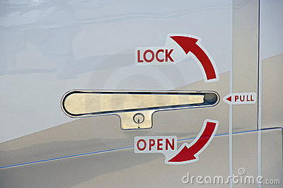 Aircraft Door Royalty Free Stock Photography Image 8613747