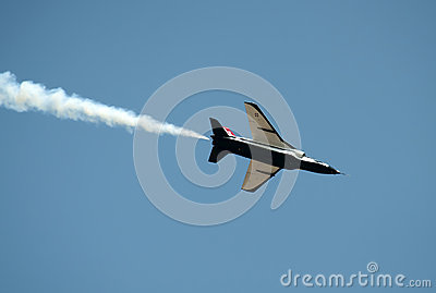 Aircraft Eagle Editorial Photo